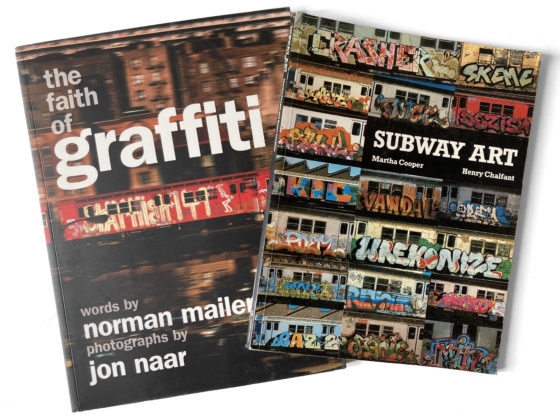 The Faith Of Graffiti and Subway Art